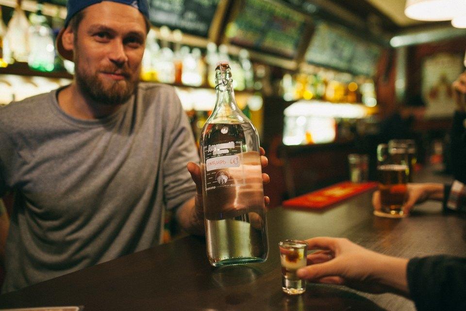 Сколько стоит петербургский бар-хоппинг . Изображение № 5.