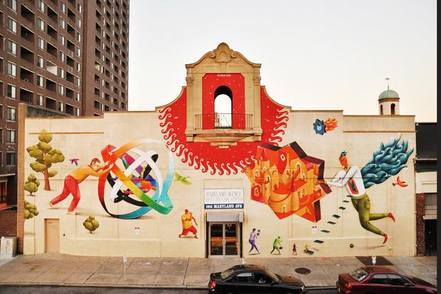 Балтимор, США. Изображение №24.