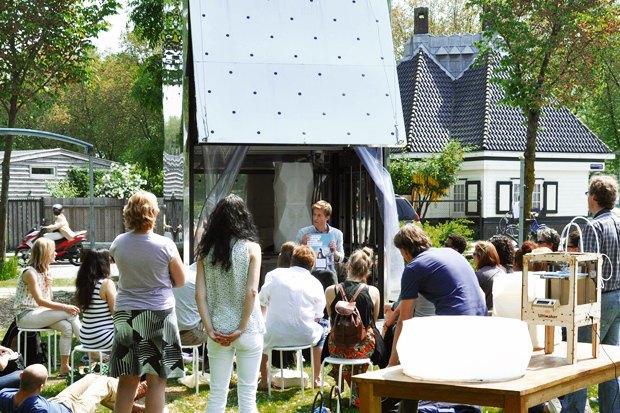 Дом печати: Как в Голландии строят здание с помощью 3D-принтера. Изображение № 12.