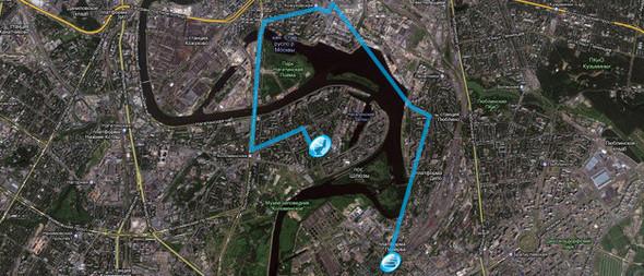 Слив засчитан: В Москве заработала игра Flush Tracker. Изображение № 6.