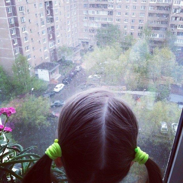 Майский снегопад вснимках Instagram. Изображение № 18.