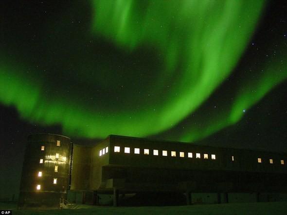 Изображение 29. Солнечный ветер. Несколько мест для любителей наблюдать полярное сияние из своего окошка.. Изображение № 22.
