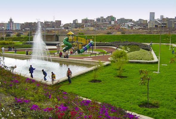 На этой территории построили парк.. Изображение № 27.