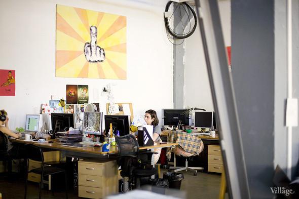 Офис недели: The Creative Factory. Изображение № 13.