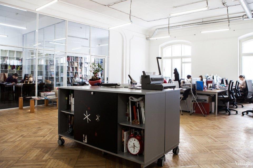 Офис недели (Москва): Администрация «Винзавода». Изображение № 10.