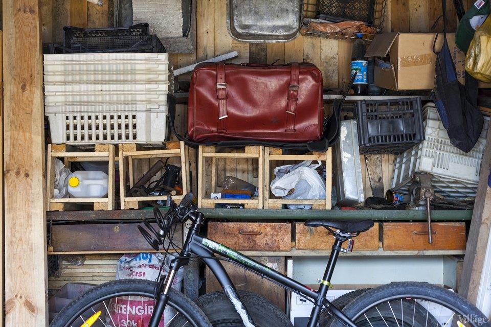 Сделай хлам: Что горожане хранят в гаражах. Изображение № 24.