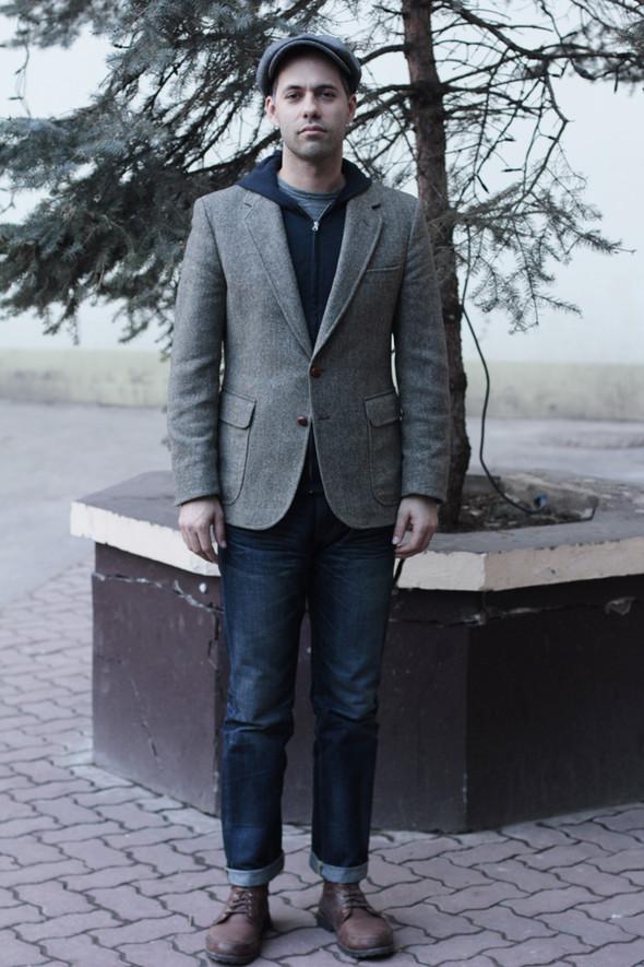 Внешний вид: Михаил Идов, главный редактор GQ. Изображение №1.