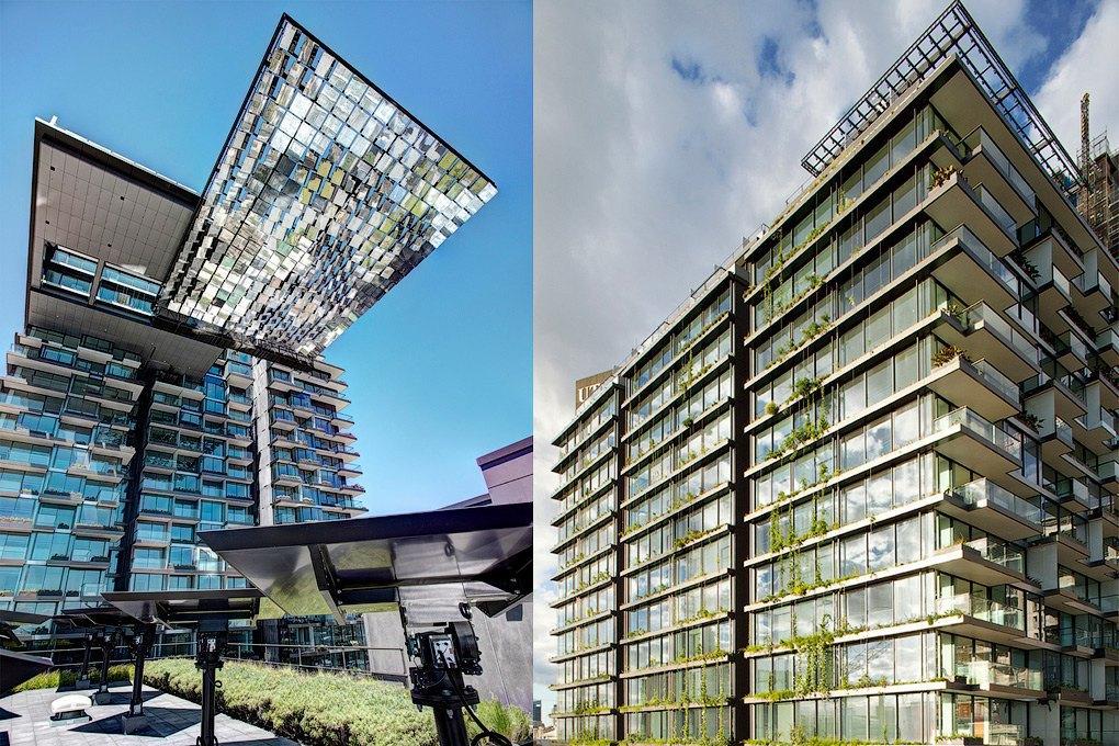 Hopes Tech: 15 самых эффектных небоскрёбов мира. Изображение № 60.