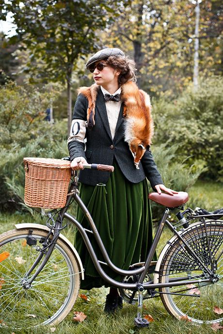 С твидом на город: Участники велопробега Tweed Ride о ретро-вещах. Изображение №106.
