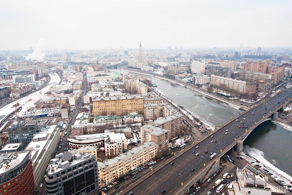 Лучший вид на этот город: 7 смотровых площадок вМоскве. Изображение № 54.