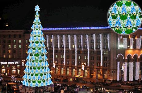 В четверг на Майдане начнут устанавливать новогоднюю ёлку. Зображення № 1.