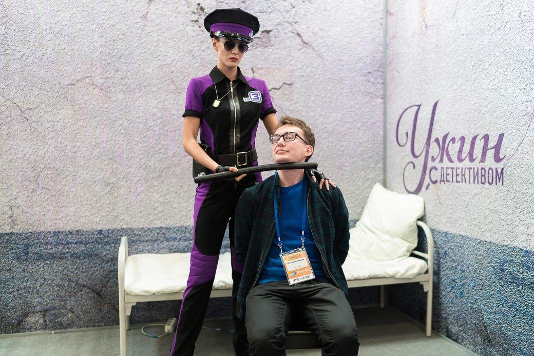 Фрики и гики: Как прошёл второй московский Comic Con. Изображение № 9.