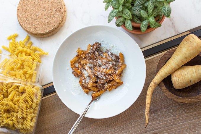 На Садовой улице заработал итальянский ресторан Crosta . Изображение № 2.