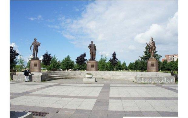 Церетели изготовил для Петербурга 14 новых памятников. Изображение № 2.