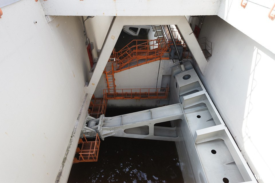 После нас хоть потоп: Как работает дамба вКронштадте . Изображение № 5.