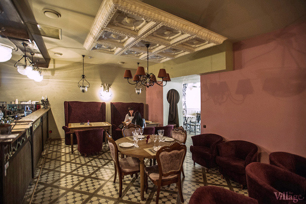 Новое место (Киев): Кофейня-пиццерия Scorini Wonderland. Зображення № 2.