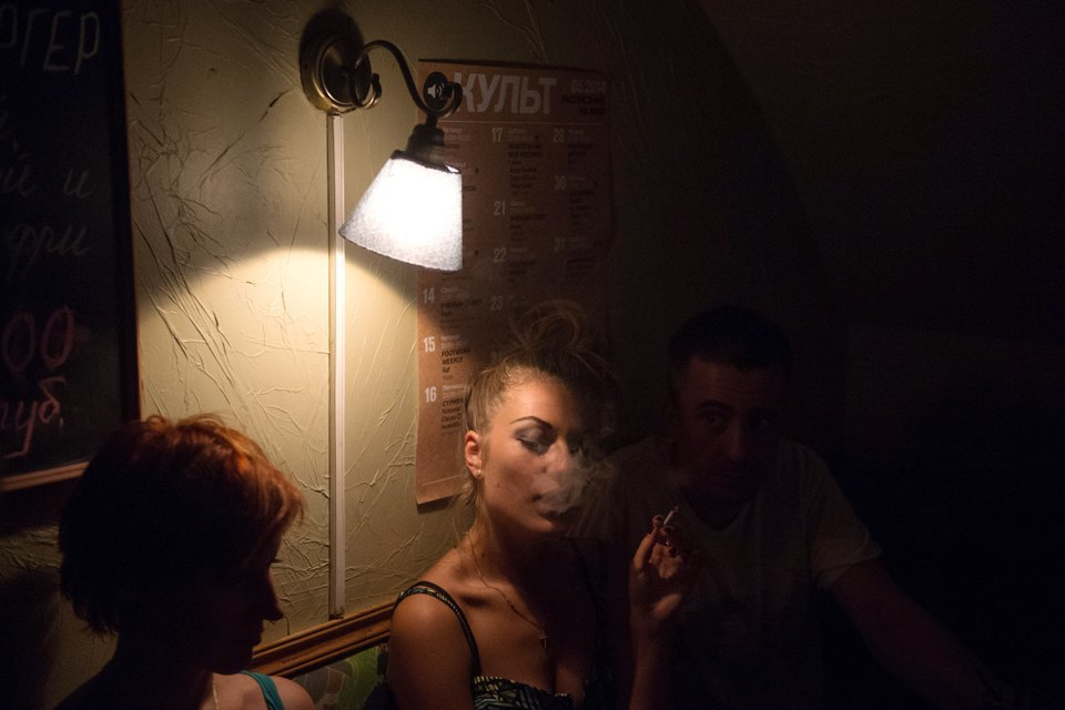 Последний день курения в клубах, ресторанах ибарах. Изображение № 15.