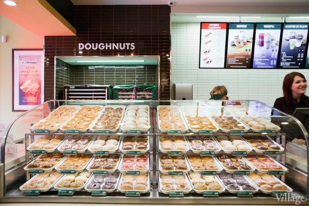 Пончиковая Krispy Kreme. Изображение № 4.
