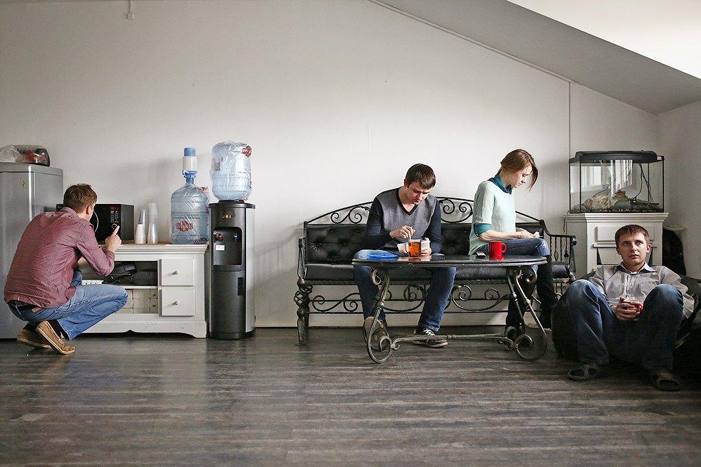 СactusSoft: Белорусская семья, создающая программы для компаний по всему миру. Изображение № 1.