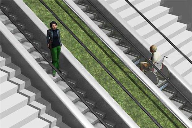 Иностранный опыт: 6 городских проектов для инвалидов. Изображение № 12.