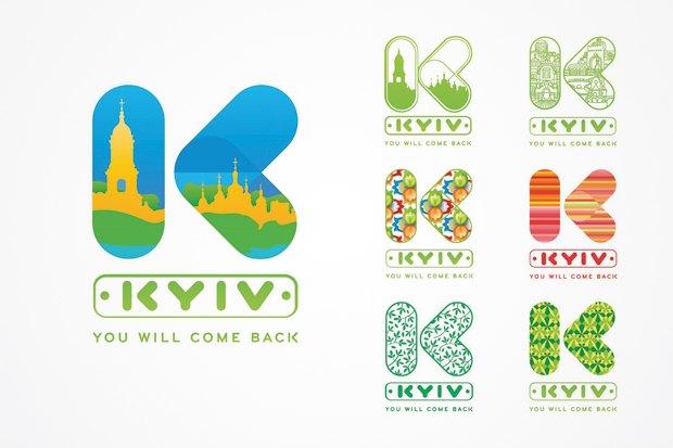 Полный бренд: Киеву выбрали два логотипа. Зображення № 3.