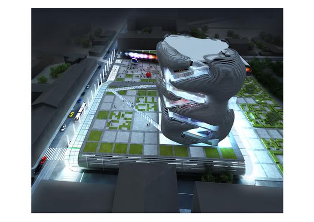 Центр современного искусства переедет на Бауманскую. Изображение № 2.