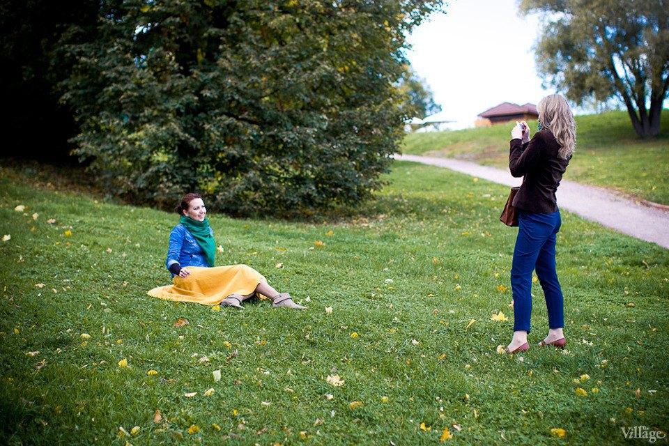 Люди в городе: Любительские фотосессии в парке. Изображение № 26.