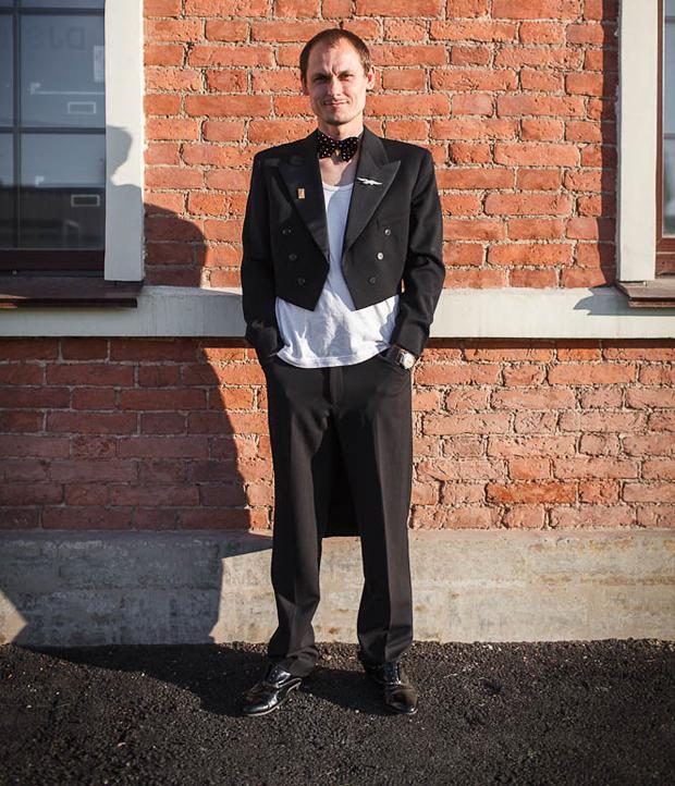 Внешний вид: Алексей Ешин, владелец магазина Off. Изображение № 1.