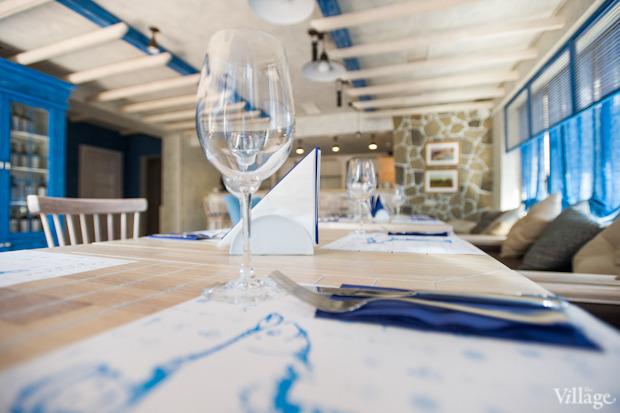 Новое место (Киев): Ресторан «Баркас. Рыба и вино». Изображение № 5.