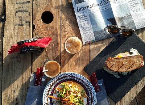 Вяхт-клубе наВасильевском острове открылось летнее кафе Dockers . Изображение № 3.