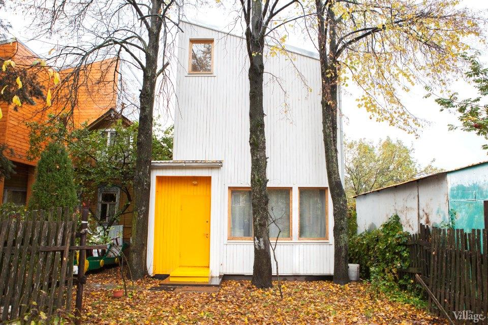 Интерьер  недели  (Подмосковье):  Загородный  семейный  дом.  Изображение  №4.