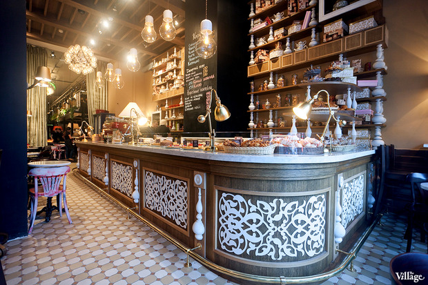 В Доме Мертенса открылся ресторан-кондитерская Bengel & Zaek. Изображение № 14.