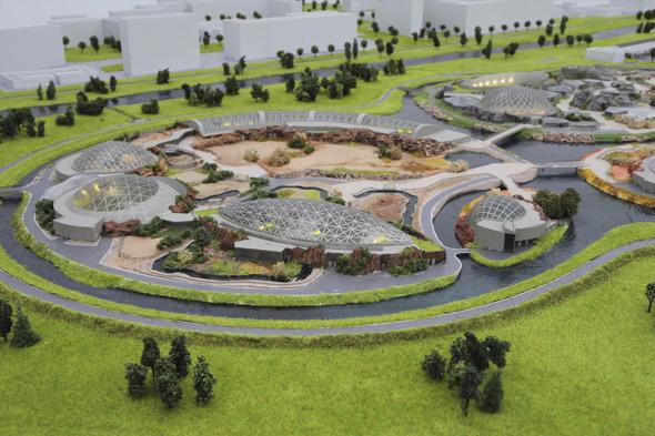 Горожанам покажут проект будущего зоопарка в Юнтолово. Изображение № 2.