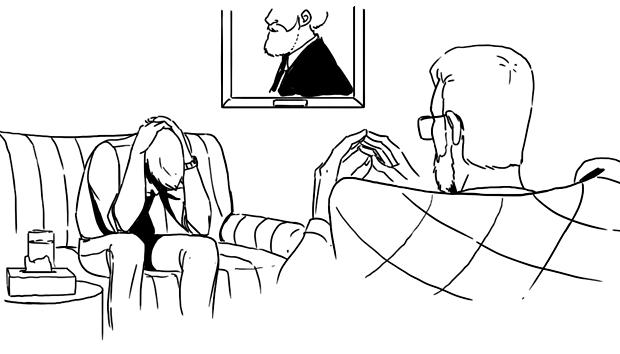 Как всё устроено: Работа психотерапевта. Изображение № 3.