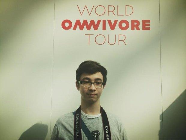 Трансляция Omnivore: Третий день гастрономического фестиваля. Изображение № 19.