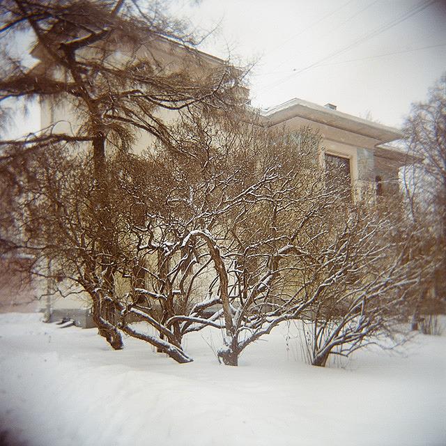 Камера наблюдения: Москва глазами Варвары Лозенко. Изображение №22.