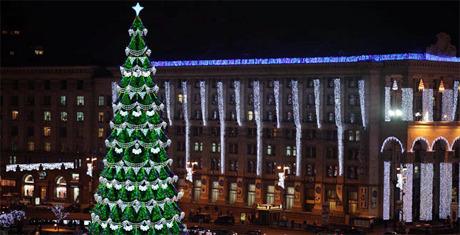 Городские власти решили, какой будет новогодняя ёлка. Зображення № 3.
