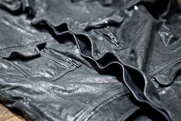 Анатомия куртки: Как сделана кожаная куртка AllSaints. Изображение № 19.