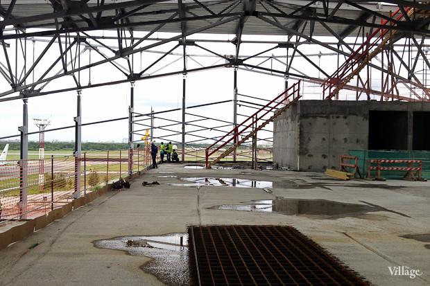 Фоторепортаж: Каким будет новый терминал Пулкова. Изображение № 29.