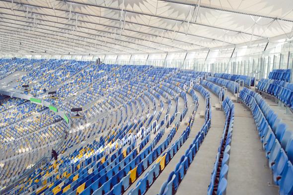 Выходит на арену: Как реконструировали стадион «Олимпийский». Изображение № 2.