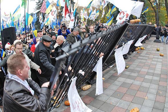 Copwatch: Действия милиции на акции «Вперёд!» возле Верховной рады. Зображення № 8.