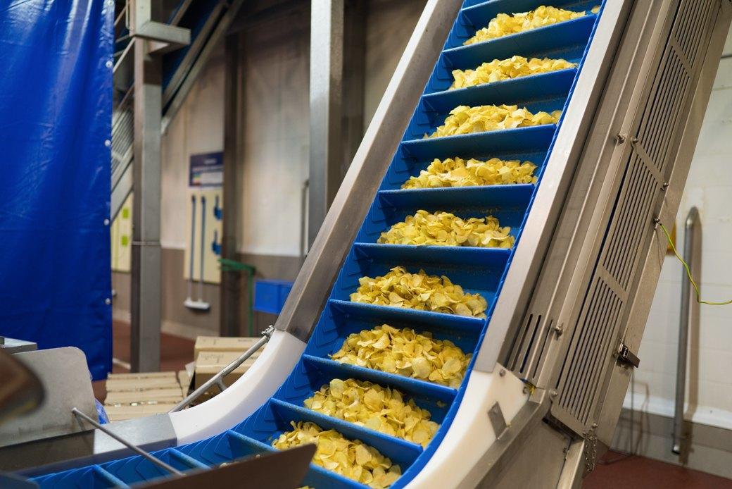 Как делают чипсы. Изображение № 11.