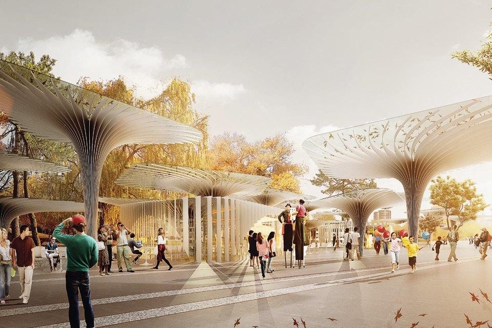 Какой будет Москва в 2035 году: 5главных городских проектов. Изображение № 15.