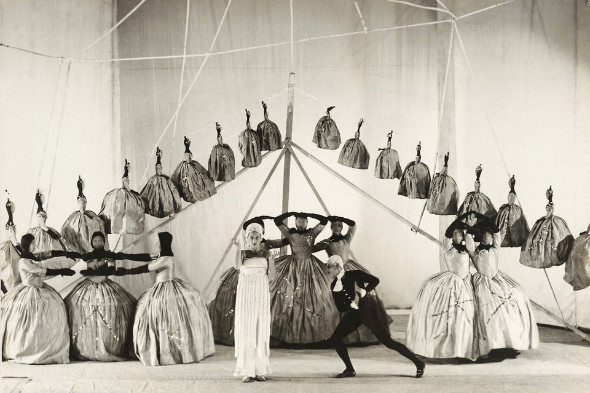 Восстановленные балеты «Русских сезонов» Дягилева покажут в Петербурге. Изображение № 2.