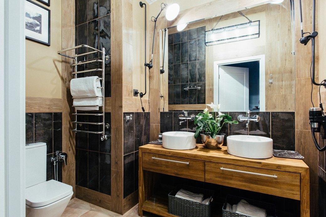 Двухкомнатные апартаменты для сдачи варенду рядом с отелем W (Петербург). Изображение № 21.