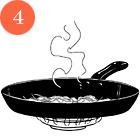 Рецепты шефов: Цитрусовый салат с гребешками. Изображение № 6.