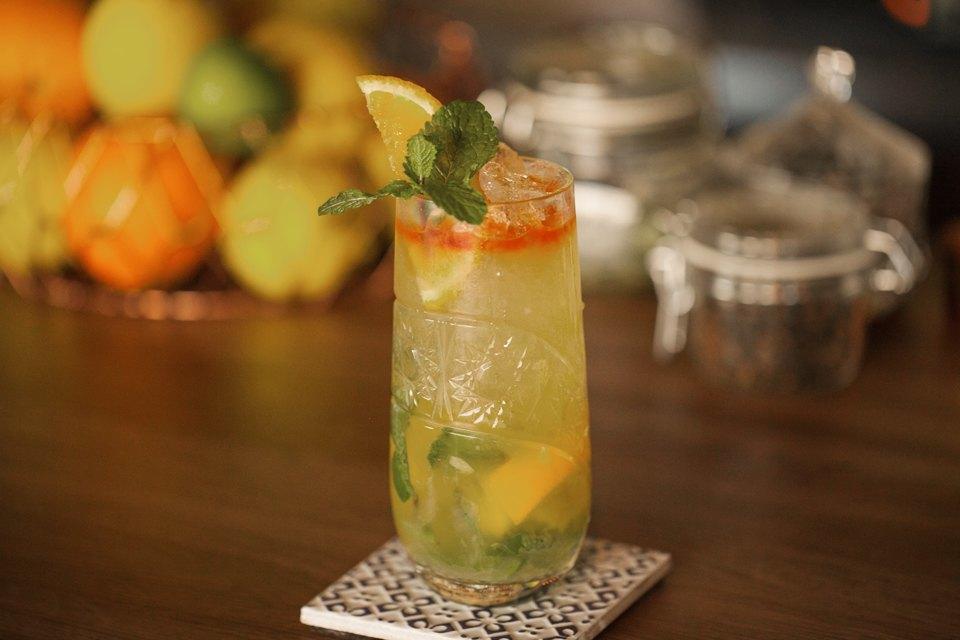 Лимонад апельсин-маракуйя — 250 рублей . Изображение № 19.
