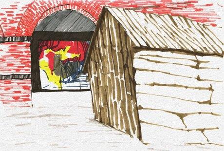 Монтаж IVМосковской международной биеннале молодого искусства. Изображение № 15.