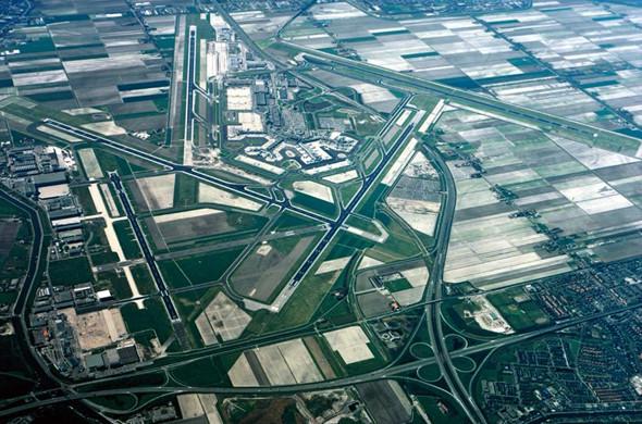 Аэротрополис Dallas, США. Изображение № 12.