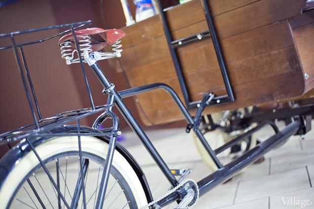 В Киеве открываются велокофейни. Изображение № 4.